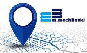 Mechlinski Sanitär Dorsten Lembeck -Maps