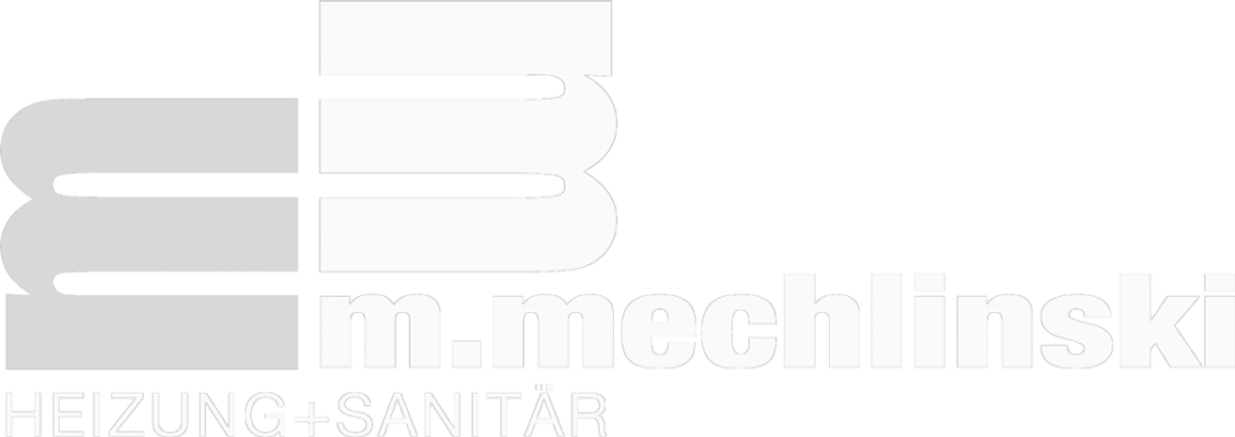 Mechlinski Sanitär -Start-Slide-Logo
